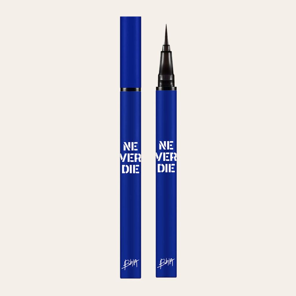 Bbia - Never Die Brush Eyeliner [#01 Matte Black]