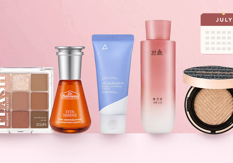 Top-selling Korean Beauty products in July 2021, in South Korea