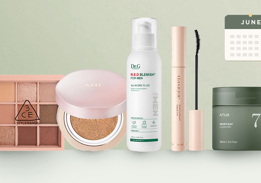 Top-selling Korean Beauty products in June 2021, in South Korea