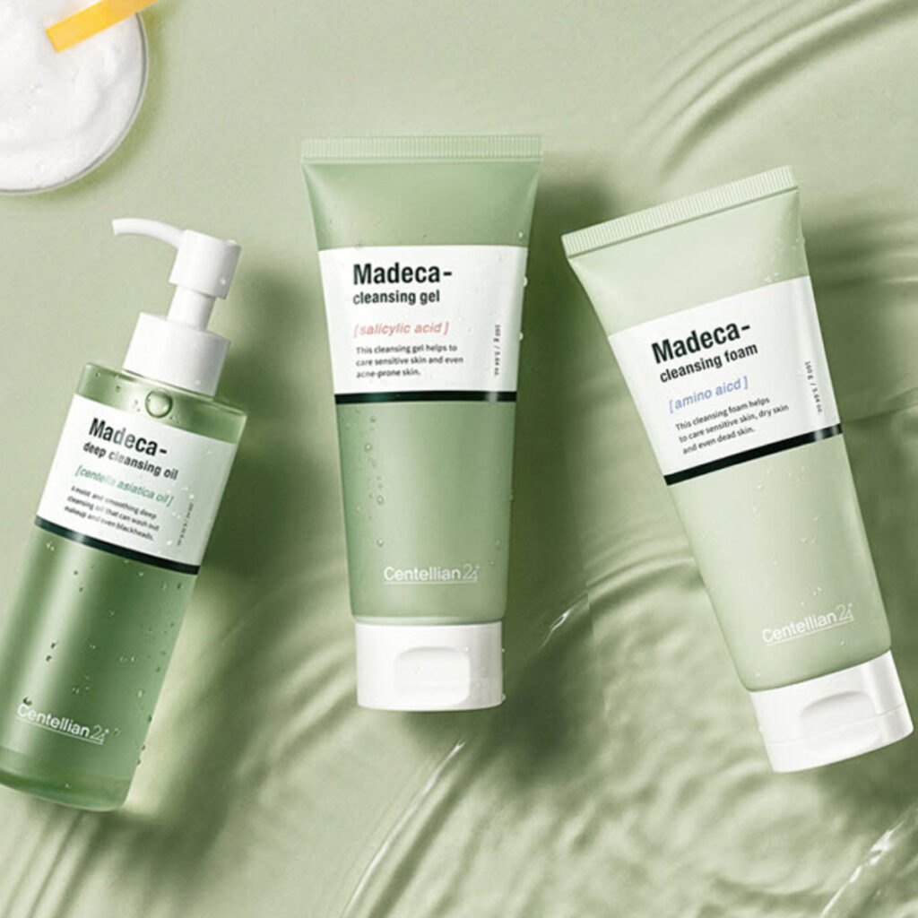 Centellian24 - Madeca Cleansing Line