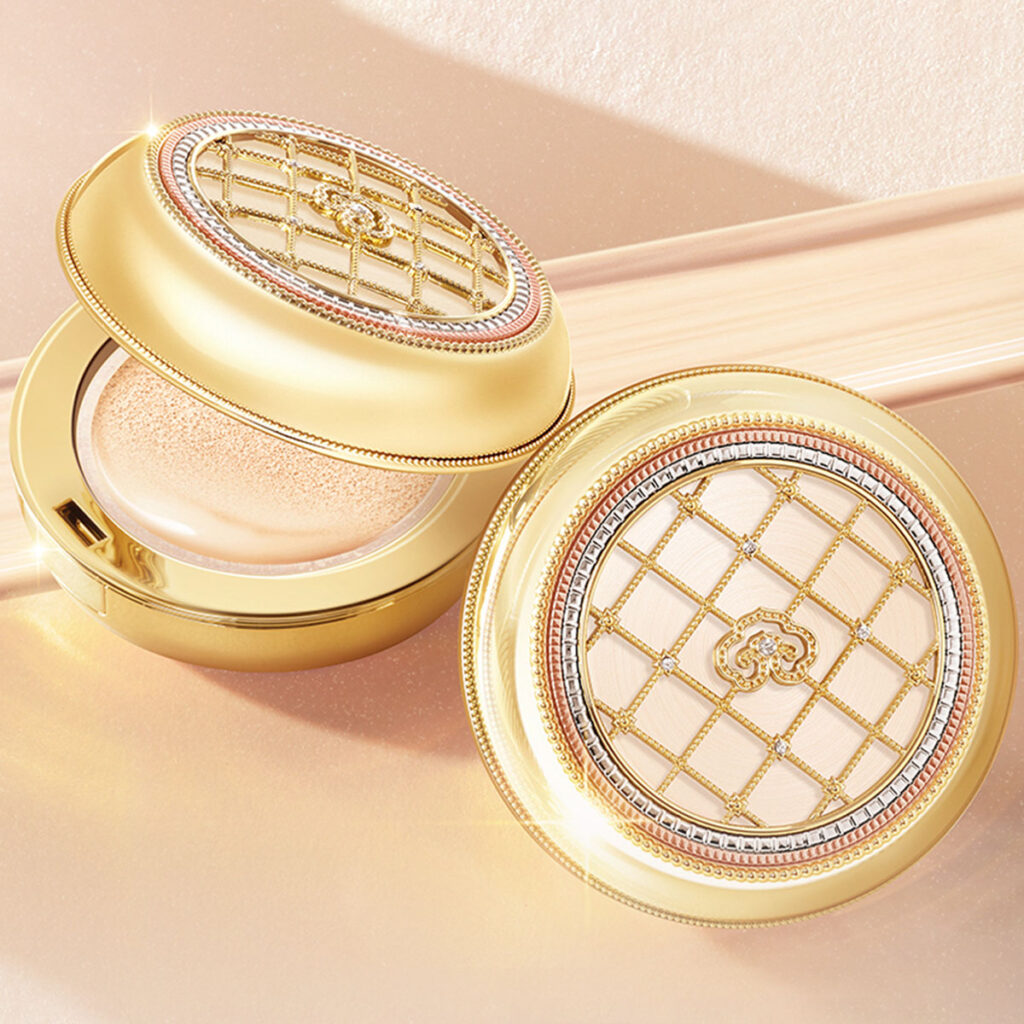 History of Whoo - Gongjinhyang Mi Luxury Golden Cushion Special Edition 2021