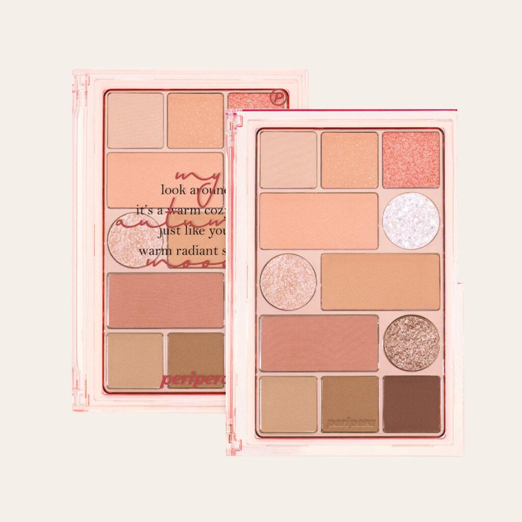 Peripera - All Take Mood Technique Palette [#03 My Autumn Mood]