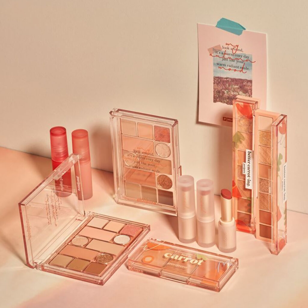 Peripera - Gentle Carrot Collection