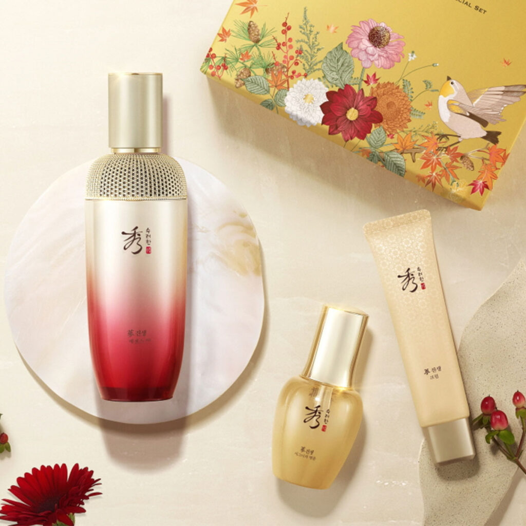 Sooryehan - Ginseng Essence AD [An Autumn Painting of Flowers and Birds Edition]