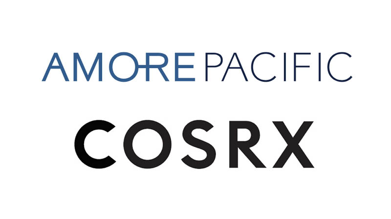 The Amorepacific Group signs a strategic partnership with COSRX