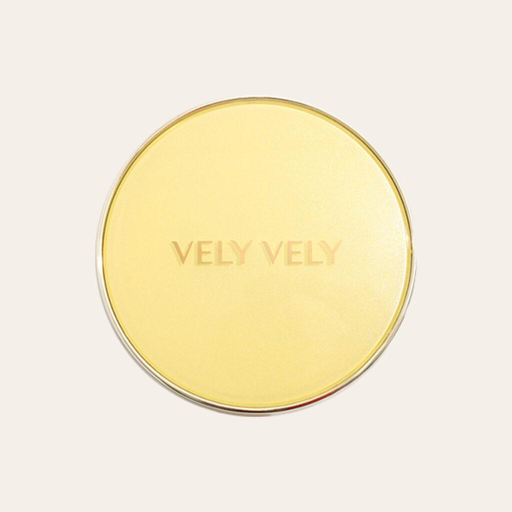 Vely Vely - Aura Honey Glow Cushion PSF50+ PA+++
