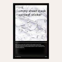 Abib – Gummy Sheet Mask Heartleaf Sticker