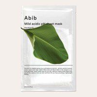 Abib - Mild Acidic Ph Sheet Mask Heartleaf Fit