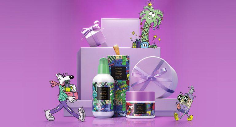 Innisfree - Green Holidays Gift Edition