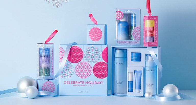 Laneige - Celebrate Holiday Collection