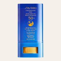 Shiseido – Clear Stick UV Protector SPF 50+ PA++++