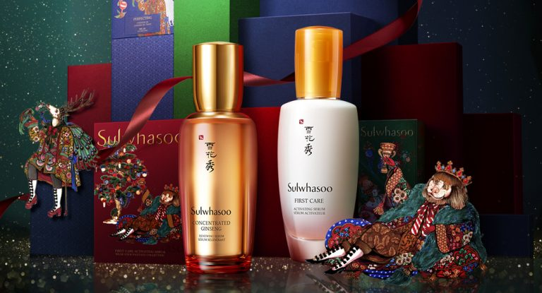 Sulwhasoo - Wear Your Fantasy Christmas Collection 2020